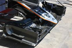 Переднее антикрыло Sahara Force India F1 VJM09