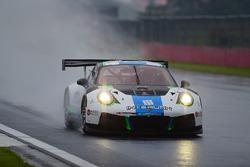 #88 Craft Bamboo Racing Porsche Porsche 911 GT3 R: Richard Lyons, Frank Yu