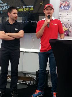 Davide Rigon, AT Racing