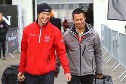 #75 ISR, Audi R8 LMS: Filip Salaquarda, Frank Stippler