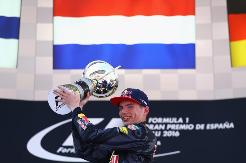 Max Verstappen, de grote doorbraak