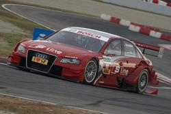Mike Rockenfeller, Audi Sport Team Rosberg Audi A4 DTM
