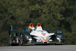 #10 ECO Racing AER: Hideki Noda, Jose Manuel Balbiani