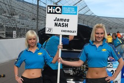 James Nash Grid Girls