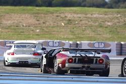 Ford GT N°40 : Bas Leinders, Renaud Kuppens