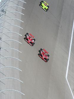Scott Dixon, Chip Ganassi Racing, Dario Franchitti, Chip Ganassi Racing