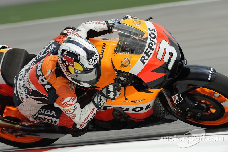 #3 Dani Pedrosa (MotoGP) - 2009