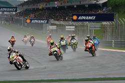 Desfile: Randy De Puniet, LCR Honda MotoGP