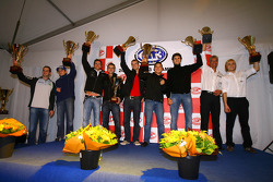 Prize giving party: GT3 awards