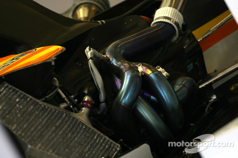 Renault F1 Team engine