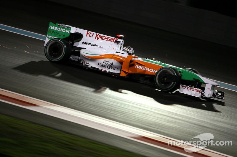 2009: Force India VJM02