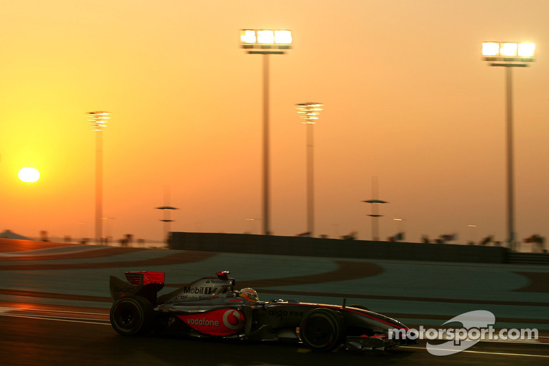En Abu Dhabi 2009 llegó la 17ª