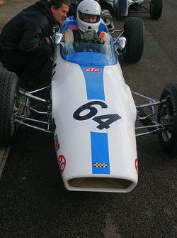 Matthew Sturmer in a Macon MR8