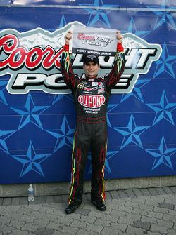Dickies 500 pole winner Jeff Gordon