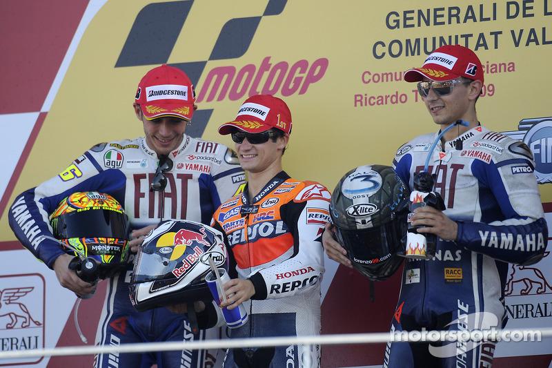 2009 : Dani Pedrosa (Repsol Honda Team)
