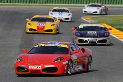 Ferrari Challenge: Oliver Morley