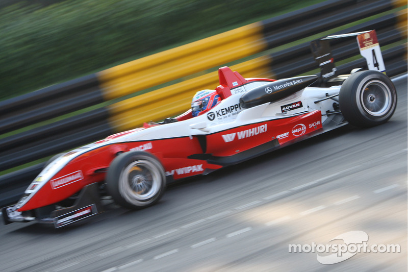 2009: европейская Формула 3