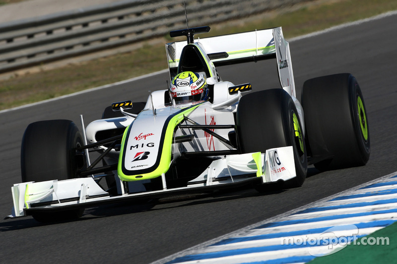 Diciembre 2009: Marcus Ericsson