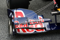 Detail, Red Bull Racing, front wing