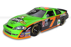 The No. 7 GoDaddy.com Chevrolet