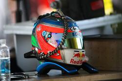 Helmet of Rick Kelly
