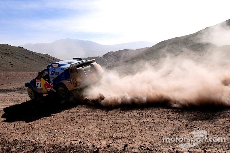 #312 Volkswagen: Mauricio Neves y Clecio Maestrelli