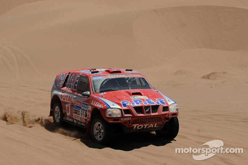 #313 Nissan: Christian Lavieille & Jean-Paul Forthomme