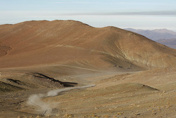 A view of the stage between Antofagasta and Iquique