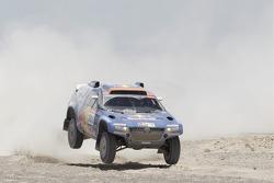 #306 Volkswagen: Nasser Al Attiyah y Timo Gottschalk
