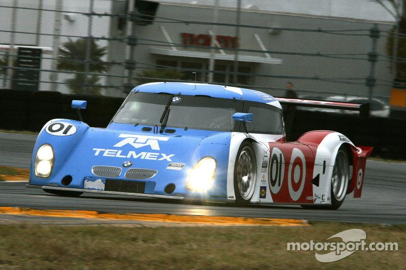 #01 Chip Ganassi Racing avec Felix Sabates BMW Riley: Marino Franchitti, Scott Pruett, Memo Rojas, J