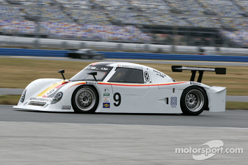 #9 Action Express Racing Porsche Riley: Joao Barbosa, Terry Borcheller, Ryan Dalziel, Mike Rockenfeller