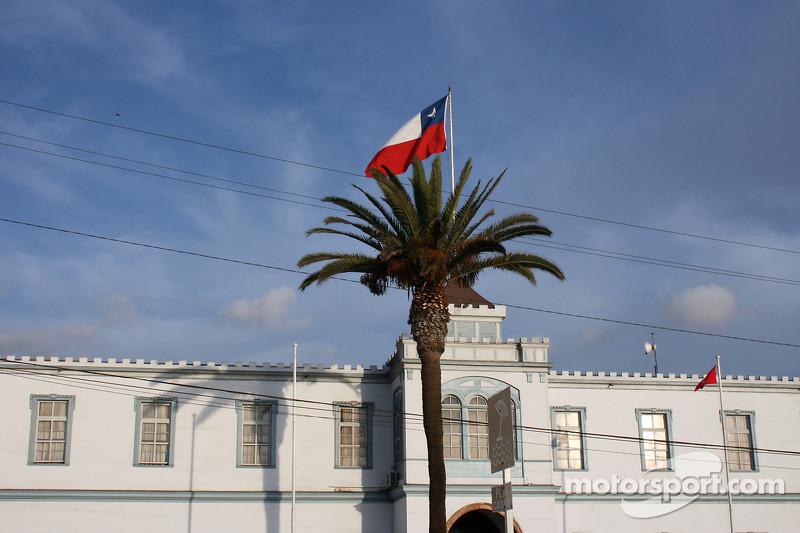 Chileense vlag