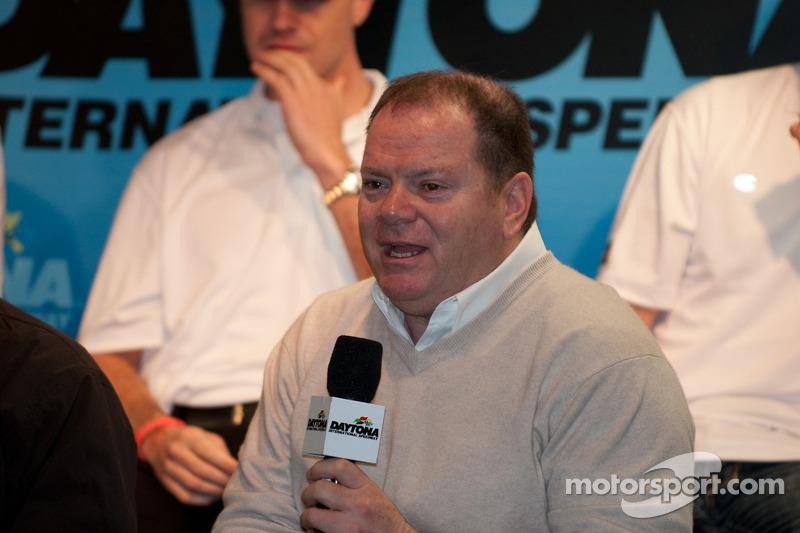 Chip Ganassi Racing persconferentie: Chip Ganassi