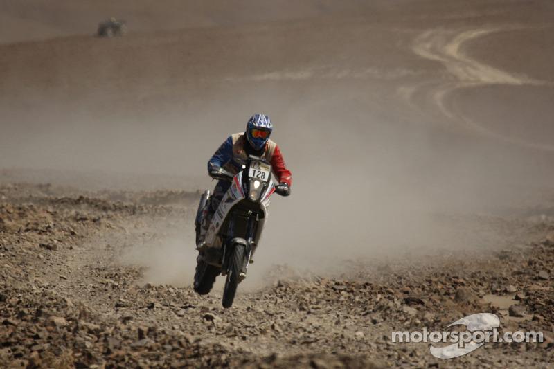 #128 KTM: Stefan Svitko