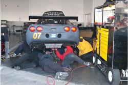#07 Godstone Ranch Motorsports/Team MBR Corvette