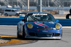 #18 TRG/ Guardian Angel Porsche GT3: Peter Bassett, Bob Doyle, Travis Hill, Bruce Ledoux, David Quinlan