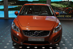 Volvo C30 3 portes – Vue de devant