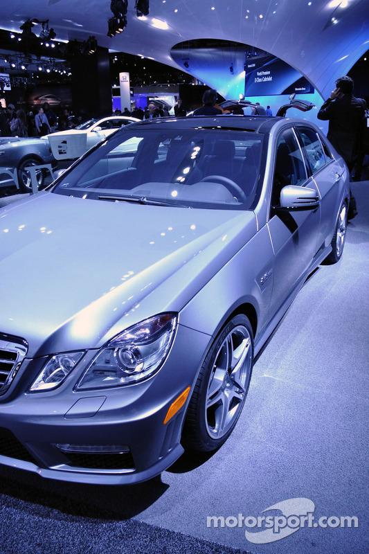 Présentation Mercedes-Benz