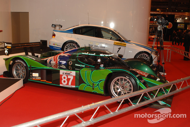 Lord Draysons Le Mans car