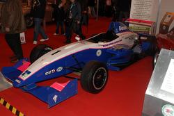 Alice Powell's Forumala Renault Uk Car