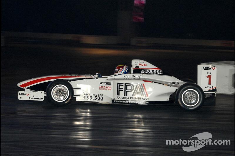 FPA conduite par une finaliste du Autosport Young Driver