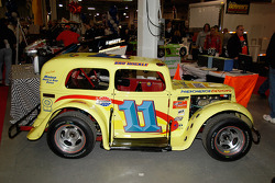 If you like them small but with fenders, Kenny Van Wickle's Legends car might appeal