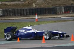 Nico Hülkenberg, Williams FW32