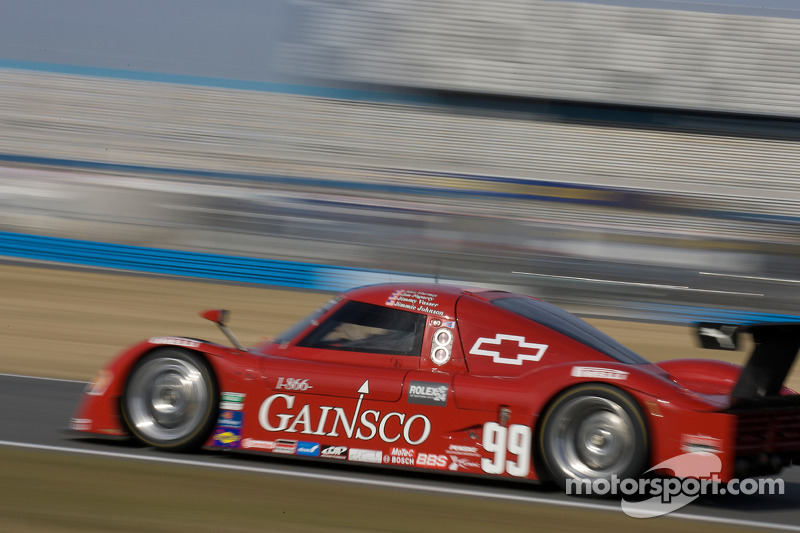 #99 GAINSCO/ Bob Stallings Racing Chevrolet Riley: Jon Fogarty, Alex Gurney, Jimmie Johnson, Jimmy Vasser