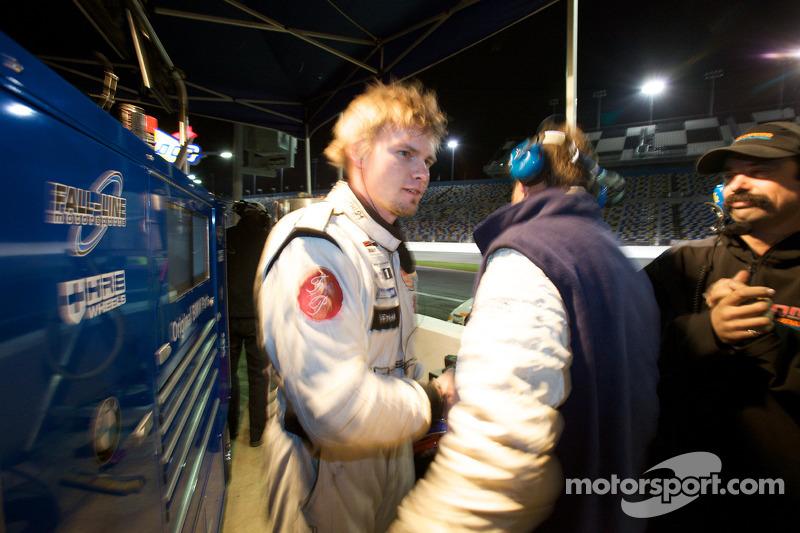 #20 Matt Connolly Motorsports Porsche GT3 abandon: Markus Palttala
