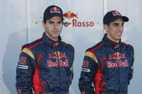 Хайме Альгерсуарі, Scuderia Toro Rosso, та Себастьян Буемі, Scuderia Toro Rosso