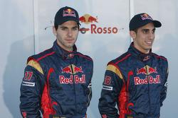 Хайме Альгерсуари и Себастьен Буэми, Scuderia Toro Rosso