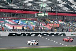 Start: #69 SpeedSource Mazda RX-8: Emil Assentato, Anthony Lazzaro, Nick Longhi, Jeff Segal #30 Racers Edge Motorsports Mazda RX-8: Glenn Bocchino, Jade Buford, Todd Lamb, Jordan Taylor