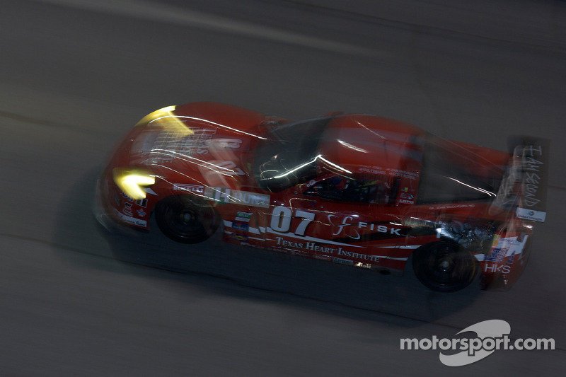 #07 Godstone Ranch Motorsports/Team MBR Corvette: Paul Edwards, Davy Jones, John McCutchen, Scott Russell