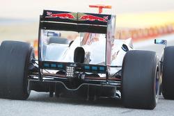 Scuderia Toro Rosso, rear, detail